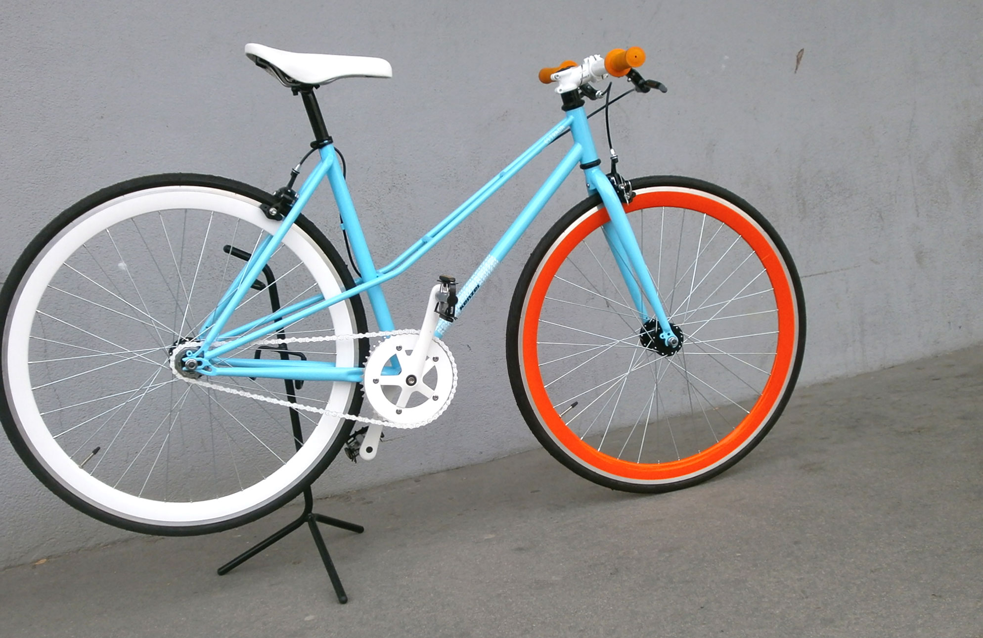 6KU Singlespeed/ fixed gear Bikes und Citybikes Bicycle